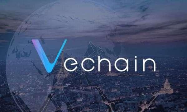 криптовалюта Vechain в 2018 году