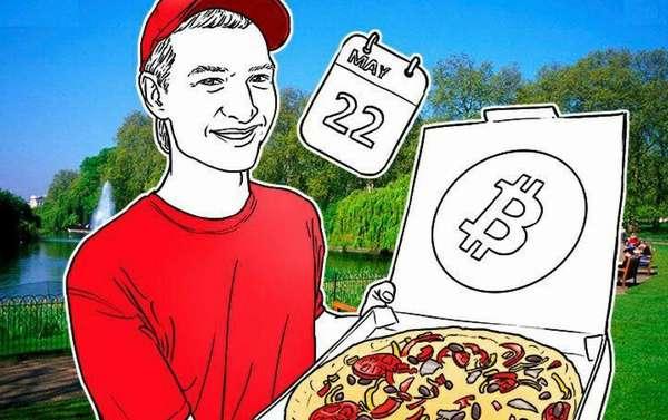 пицца за 10000 биткоинов