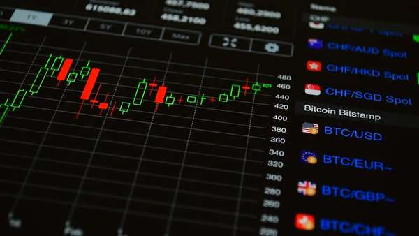 курс биткоина на бирже