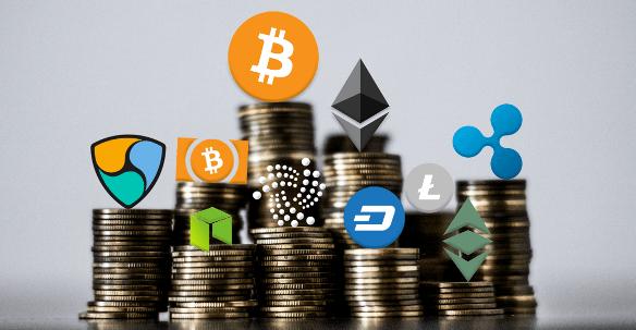 анализ и обзор рынка криптовалют