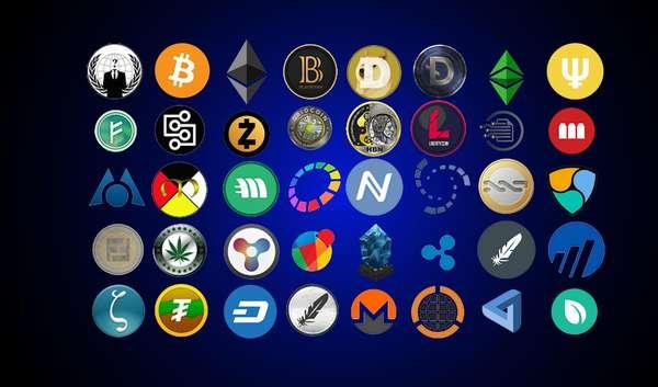описание отличий криптовалют