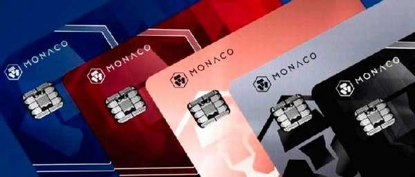 карточка Monaco (MCO)