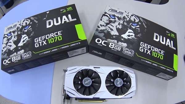 Geforce GTX 1070 для майнинга Zcash