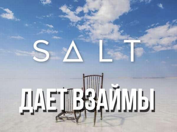 Главная особенность SALT