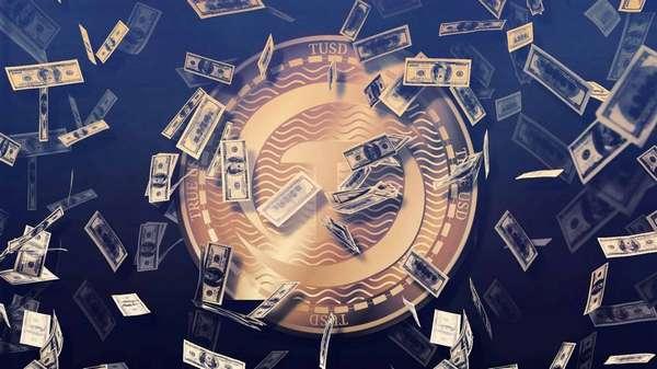 курс криптовалюта TUSD