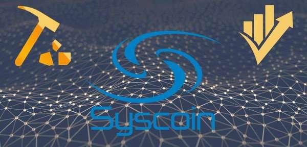 Syscoin(SYS) криптовалюта