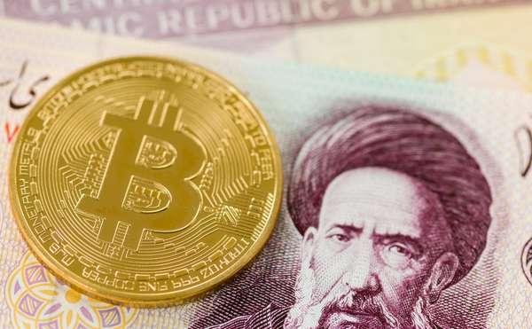 сейчас курс биткоина в Иране