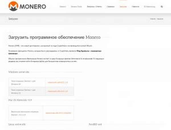 Обзор криптовалюты Monero чем она привлекает инвесторов?