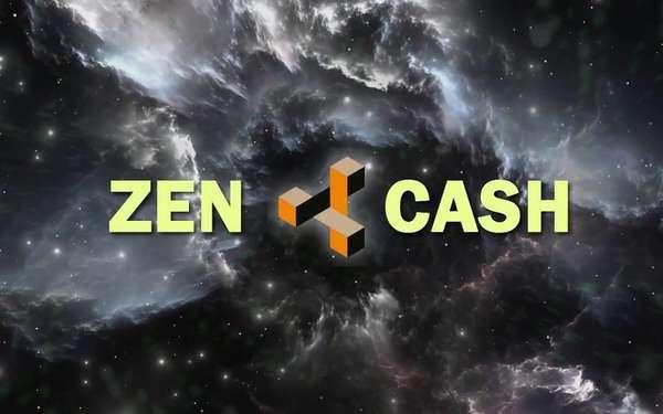 криптовалюта ZEN, курс