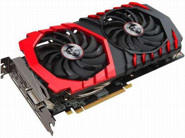 Radeon RX 570 – видеокарта