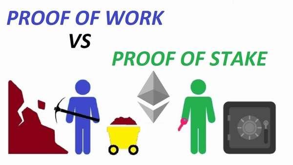 Ethereum PoS Mining, что это за технология