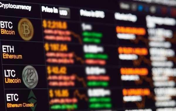 разнообразие криптовалют на бирже