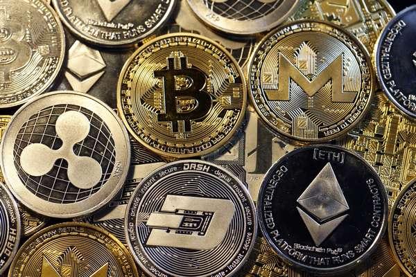 список всех криптовалют мира
