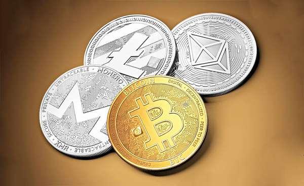 Криптовалюты набирающие популярность