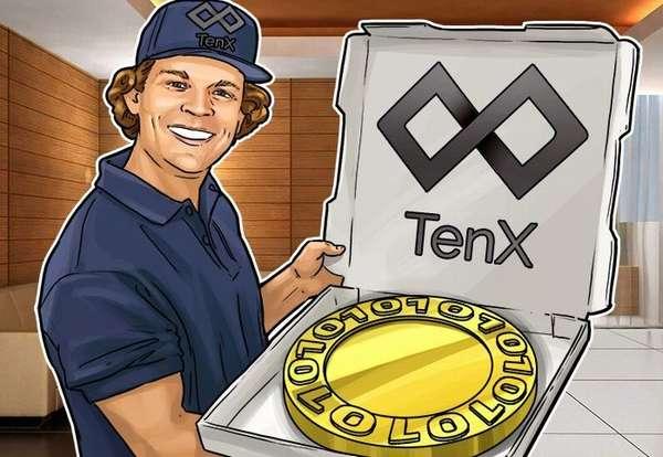 криптовалюта TenX (PAY)