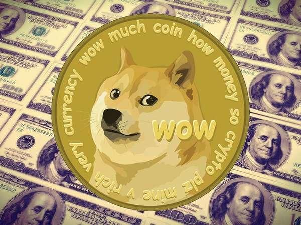 купить криптовалюту Dogecoin