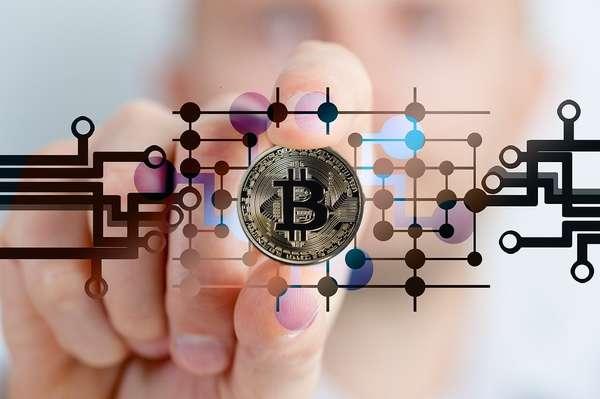блокчейн транзакция биткоин